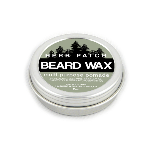 Herb Patch Beard Wax