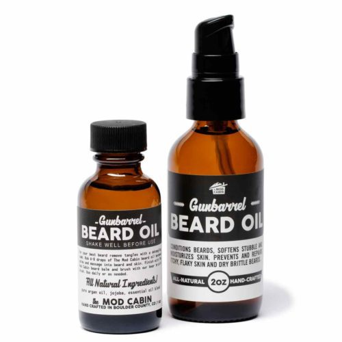 Gunbarrel Beard Oil by The Mod Cabin