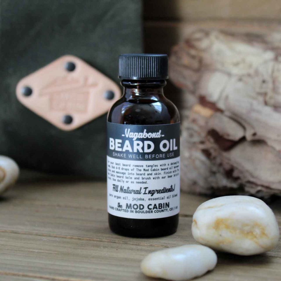 Vagabond Sandalwood Beard Oil