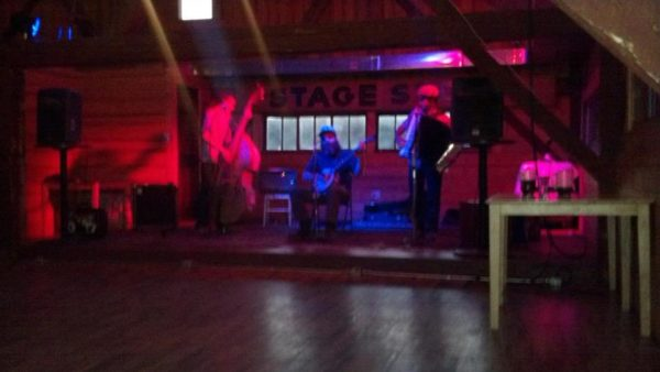 The Whistle Pigs at Stage Stop in Rollinsville Colorado
