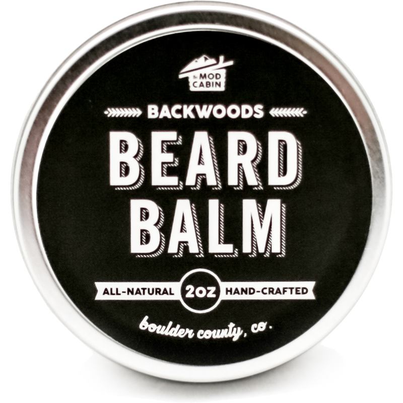 Backwoods Beard Balm Amp Conditioner The Mod Cabin