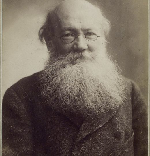 Extraordinary Bearded Gents: Peter Kropotkin