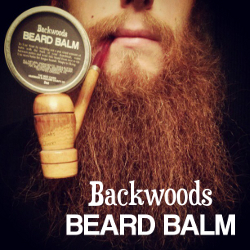 The Mod Cabin Backwoods Beard Balm