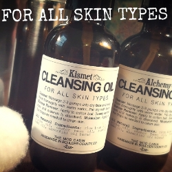The Mod Cabin Cleansing Oil