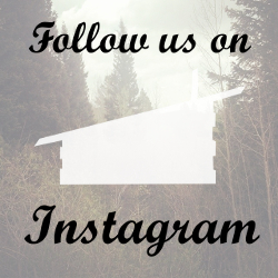Follow the Mod Cabin on Instagram