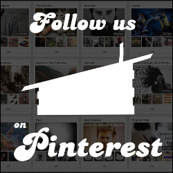 Follow The Mod Cabin on Pinterest