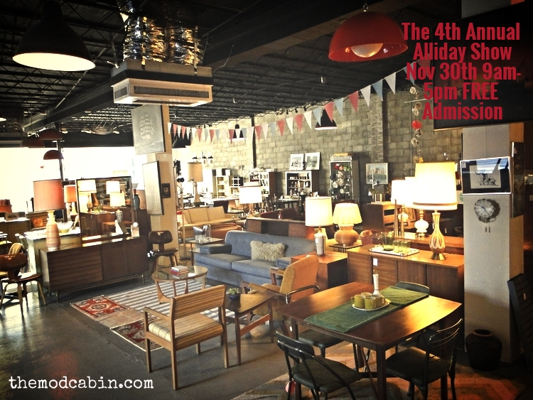 the alliday show 2013 the mod cabin grooming co. Black Bedroom Furniture Sets. Home Design Ideas