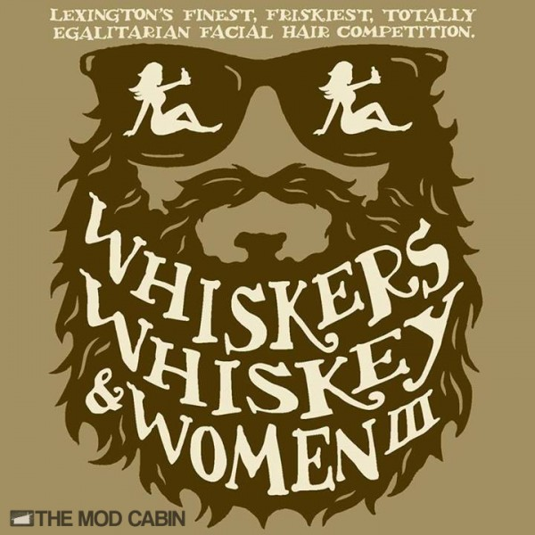 Whiskers Whiskey and Women Beard Competition