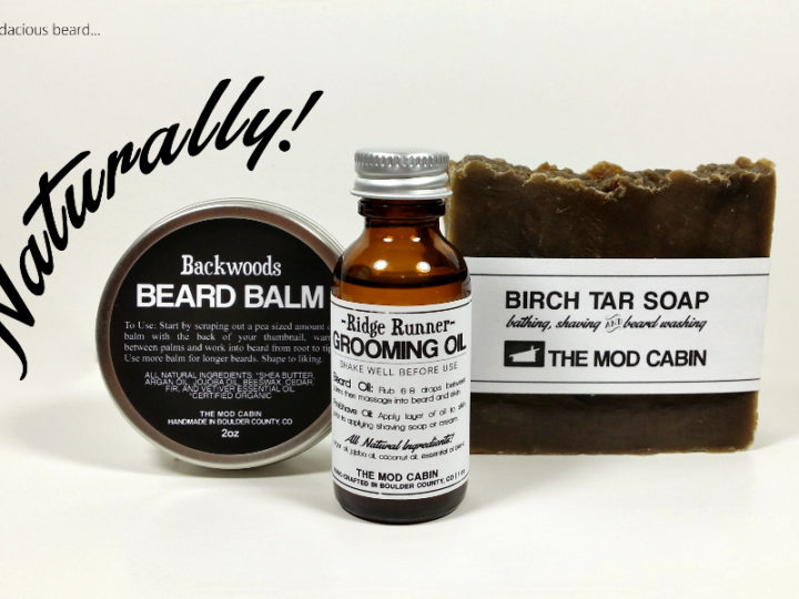 All Natural Beard Care