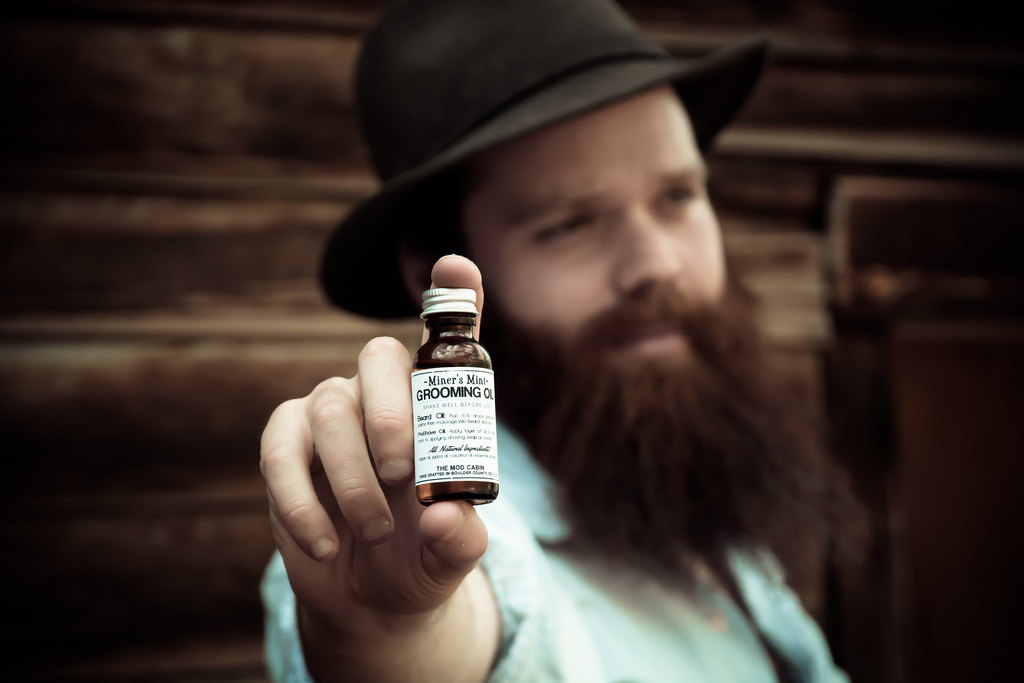 What's In Your Beard Oil? | The Mod Cabin Grooming Co