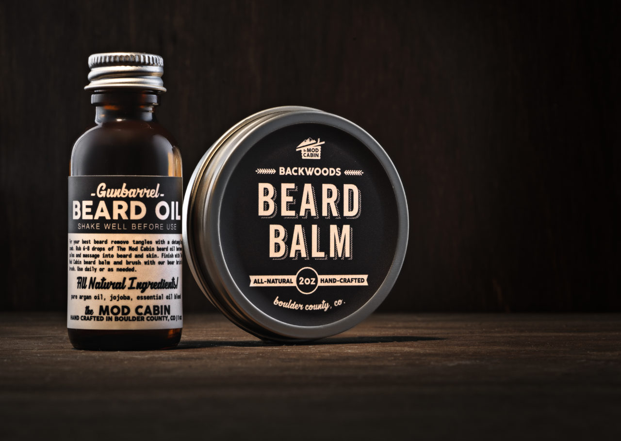 Beard Balm or Beard Oil - The Mod Cabin