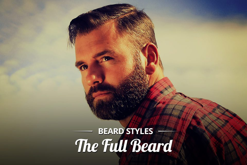 beard styles the full beard the mod cabin grooming co. Black Bedroom Furniture Sets. Home Design Ideas