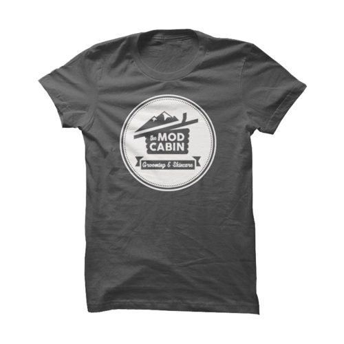 The_Mod_Cabin_Homestead_T-Shirt