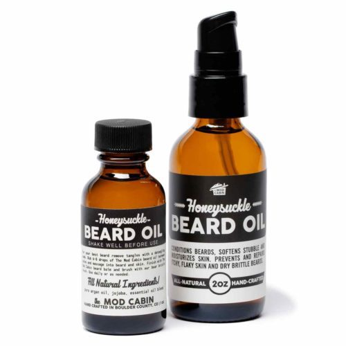Honeysuckle Beard Oil by The Mod Cabin