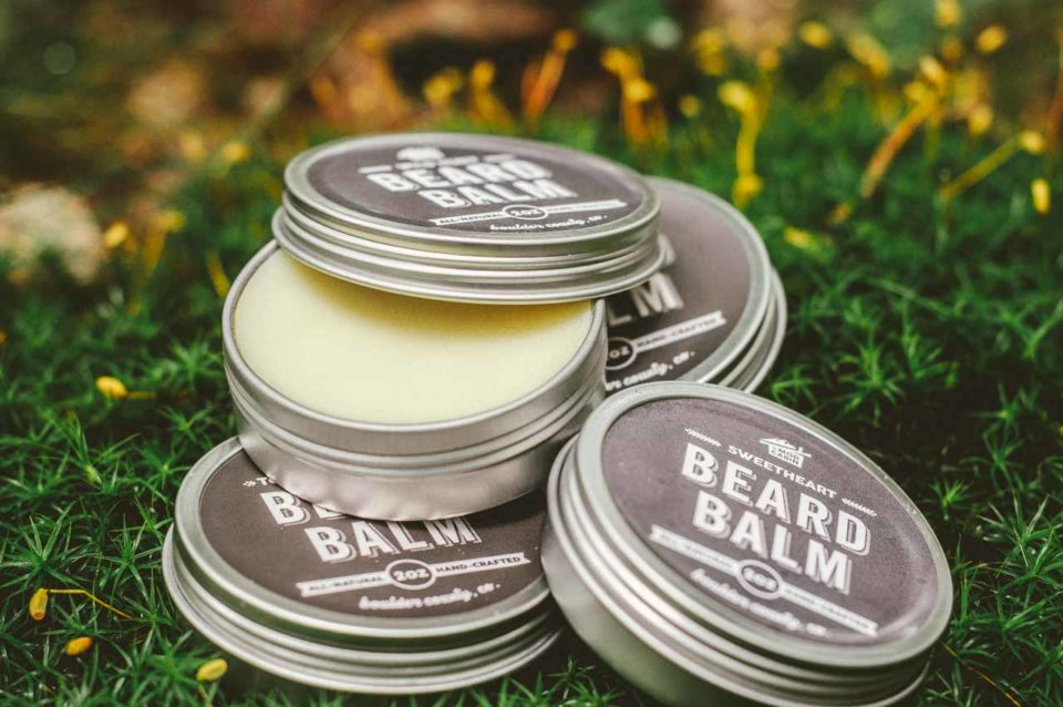 The Mod Cabin Beard Balm