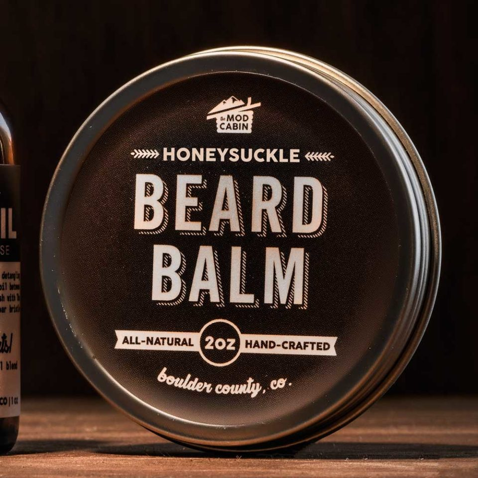 Honeysuckle Beard Balm