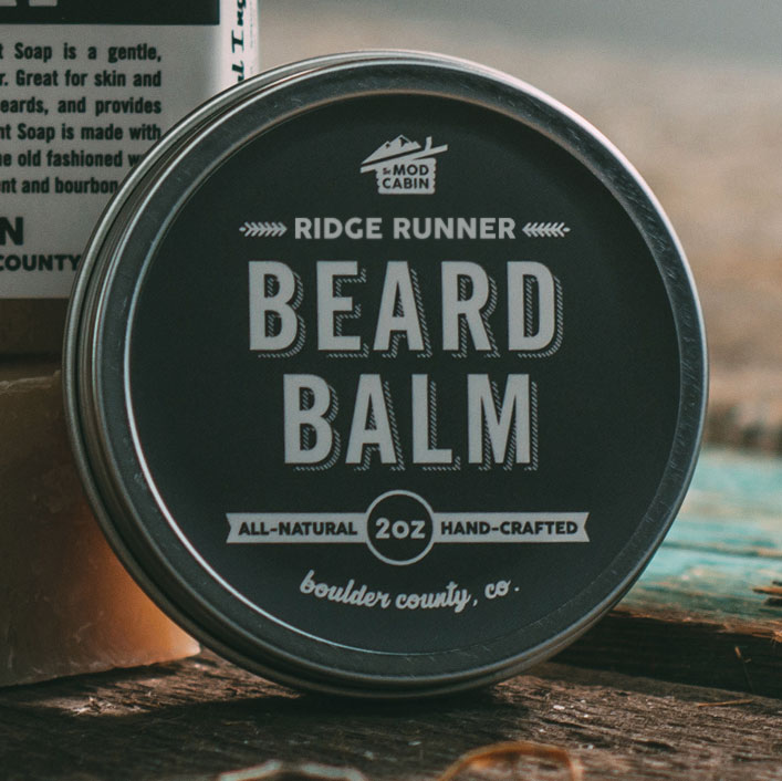 Ridge Runner Beard Balm