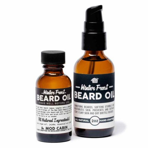 Winter Frost Beard Oil by The Mod Cabin
