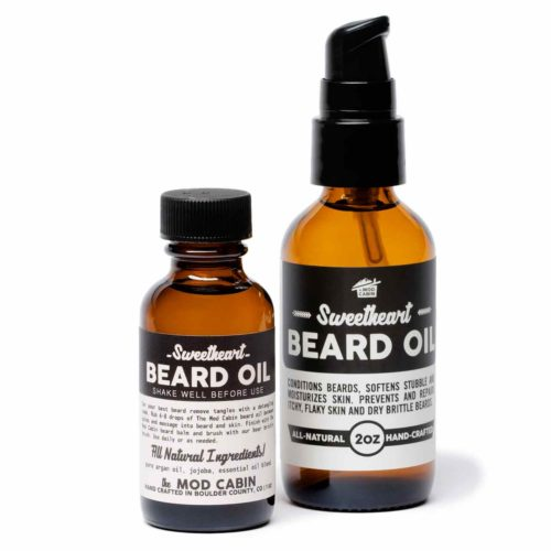 Sweetheart Beard Oil by The Mod Cabin