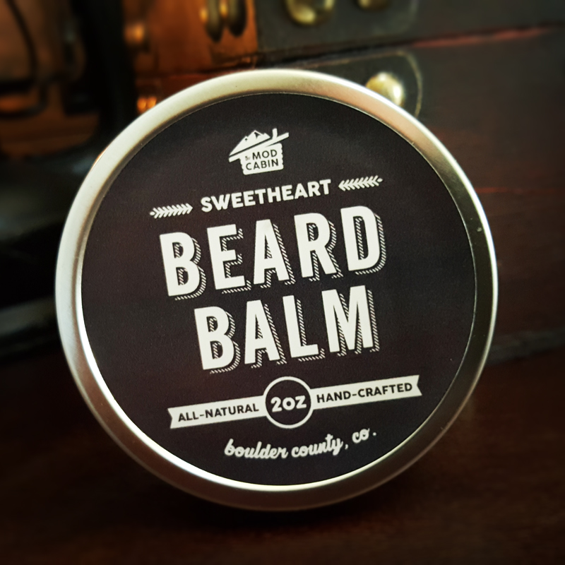 Sweetheart Beard Balm