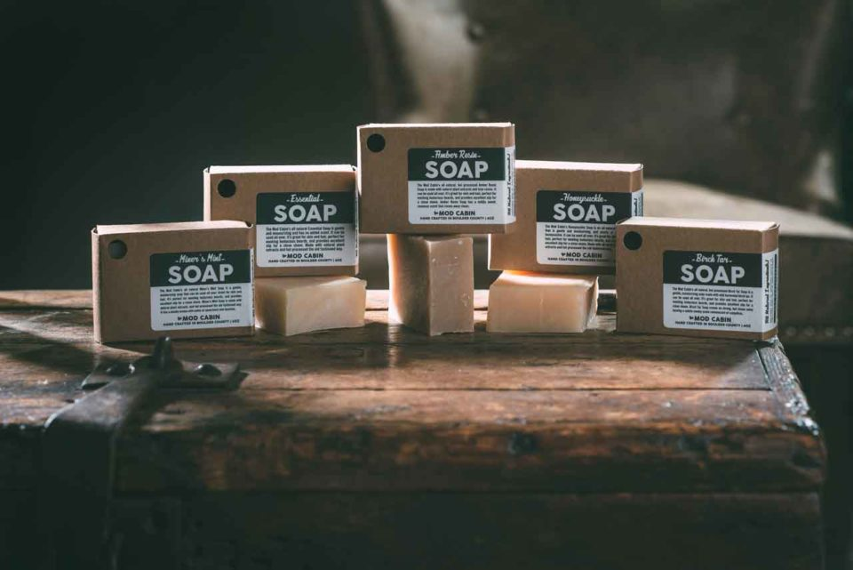 The Mod Cabin Soap