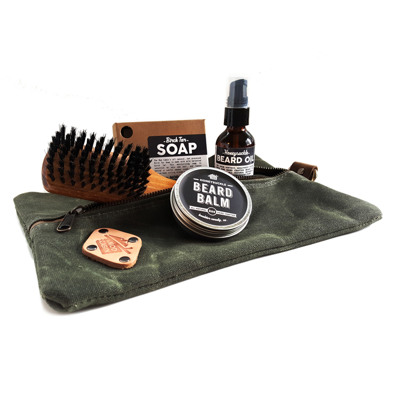beard kit the mod cabin grooming co. Black Bedroom Furniture Sets. Home Design Ideas