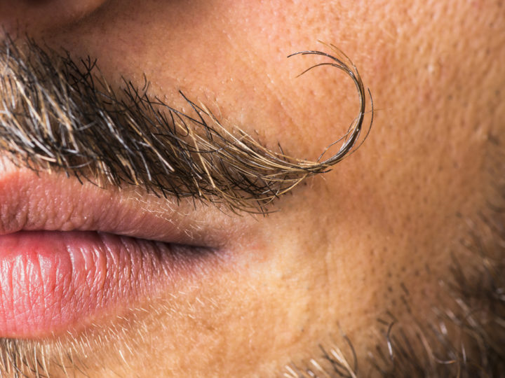 Mastering Your Moustache by The Mod Cabin
