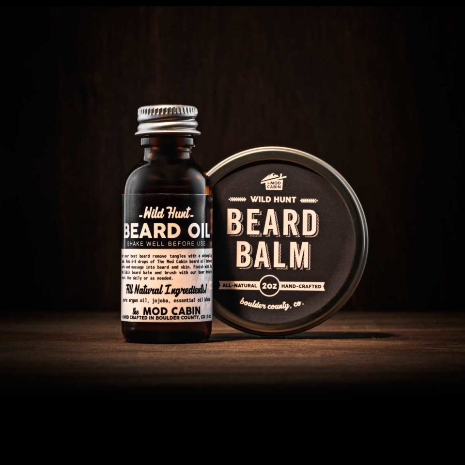 Beard Balm Beard Oil Set - Wild Hunt