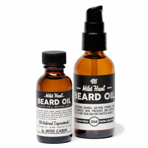 Wild Hunt Beard Oil by The Mod Cabin