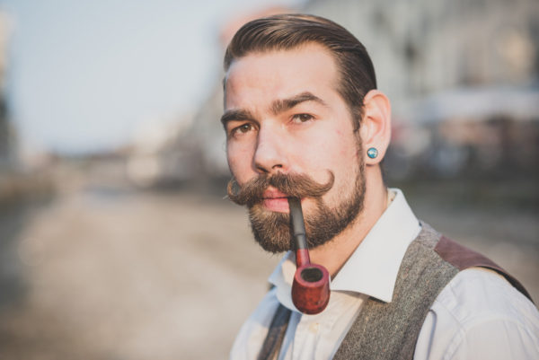 How To Grow A Handlebar Mustache The Mod Cabin Grooming Co