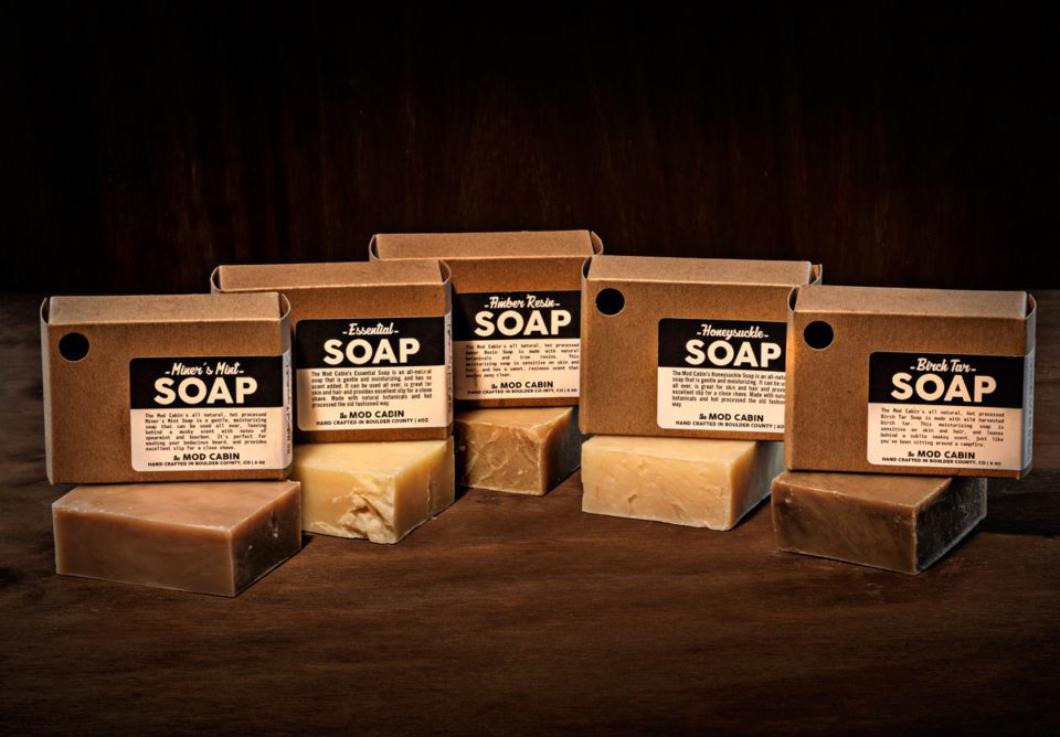 The Mod Cabin All Natural Soap