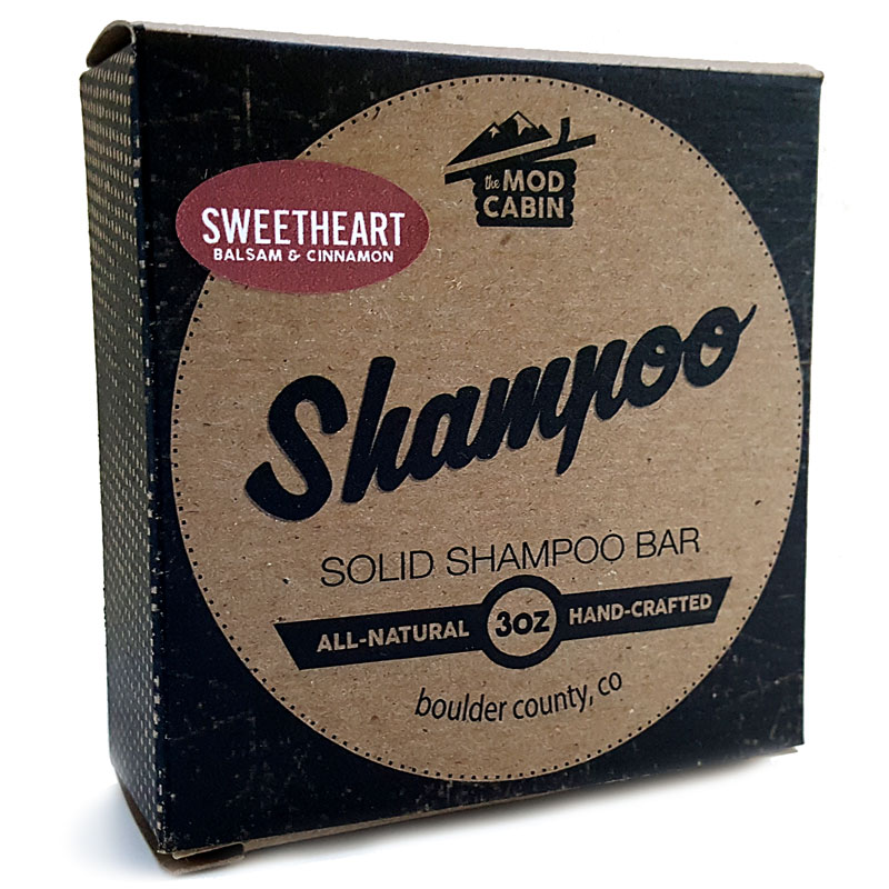 Sweetheart Solid Shampoo Bar - The Mod Cabin