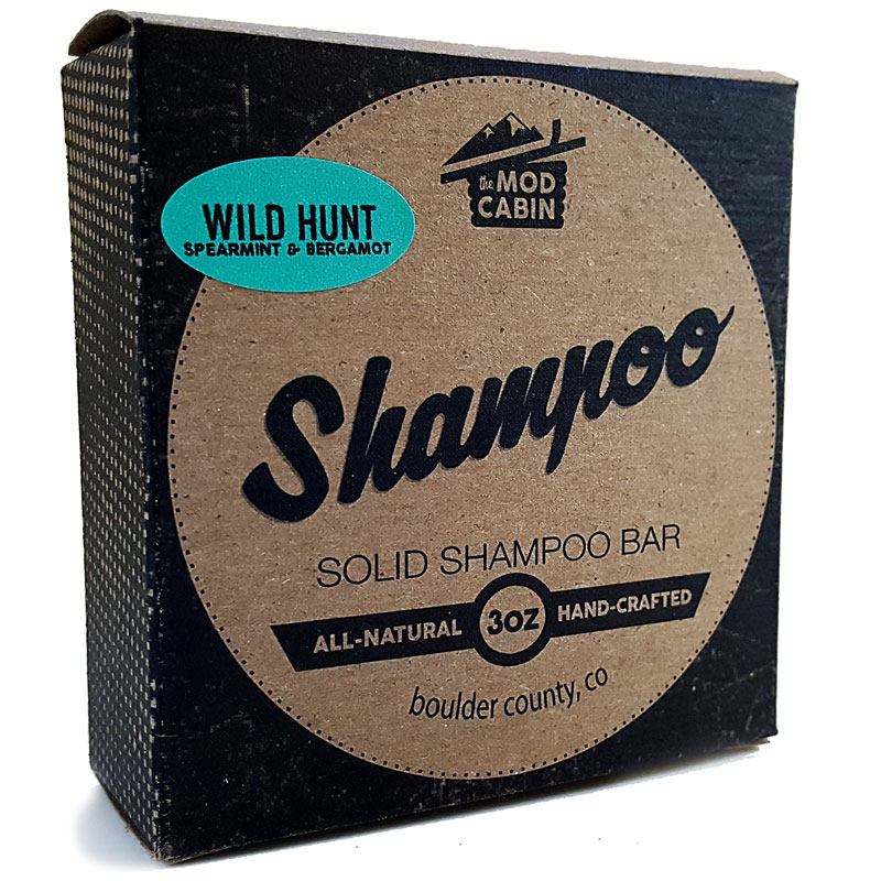Wild Hunt Solid Shampoo Bar - The Mod Cabin
