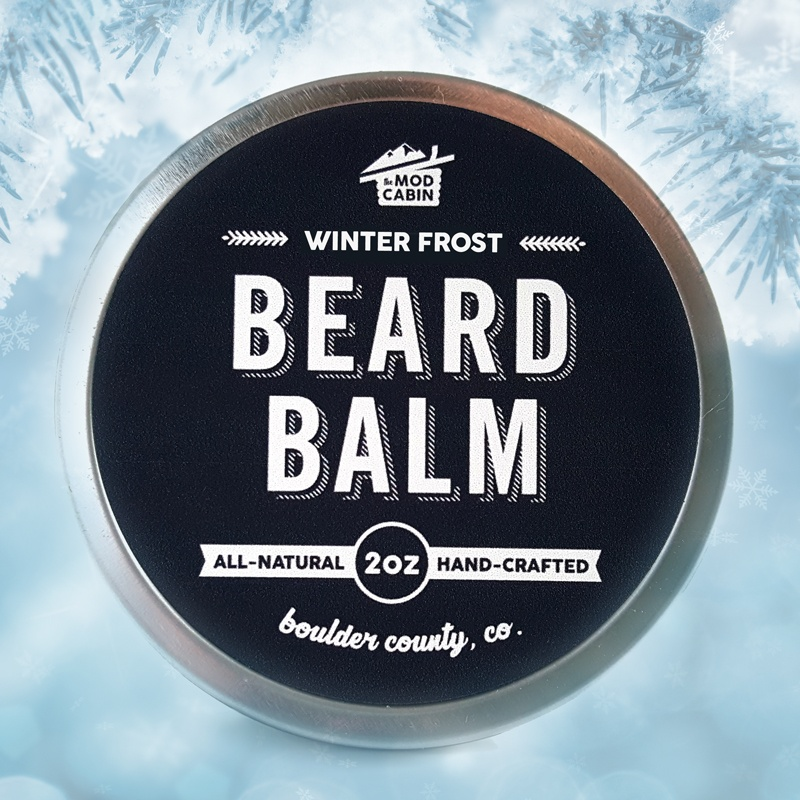 Winter Frost Beard Balm - The Mod Cabin