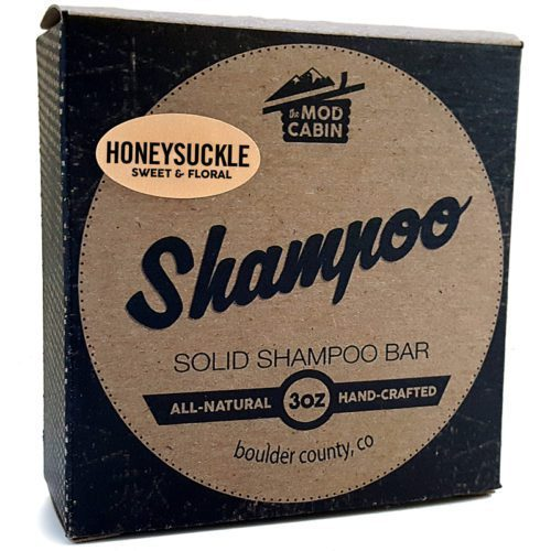 Honeysuckle Shampoo Bar