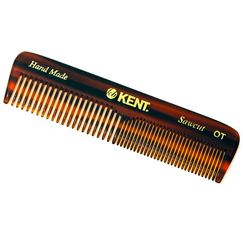 Kent Coarse Fine Pocket Comb