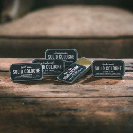 Solid Cologne - The Mod Cabin