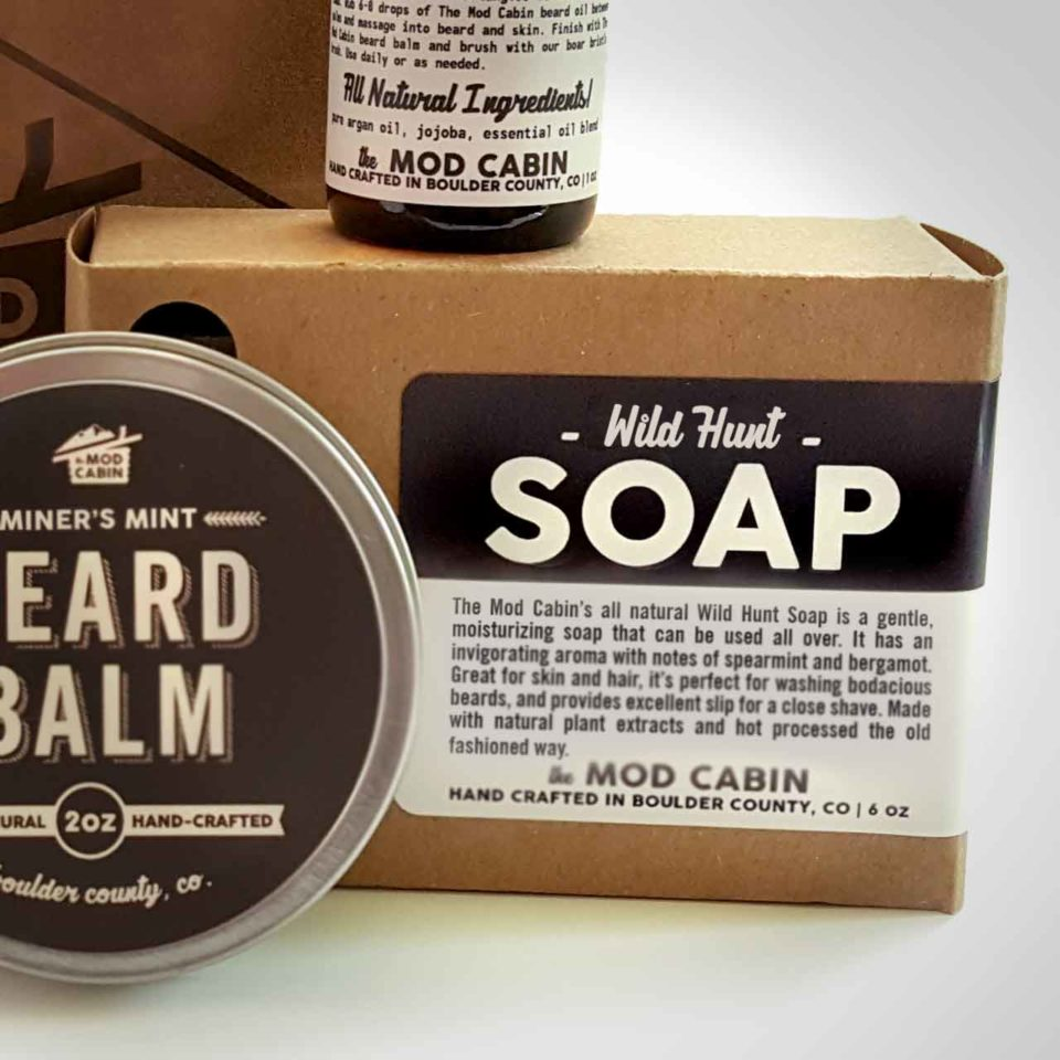 The Mod Cabin Wild Hunt Soap