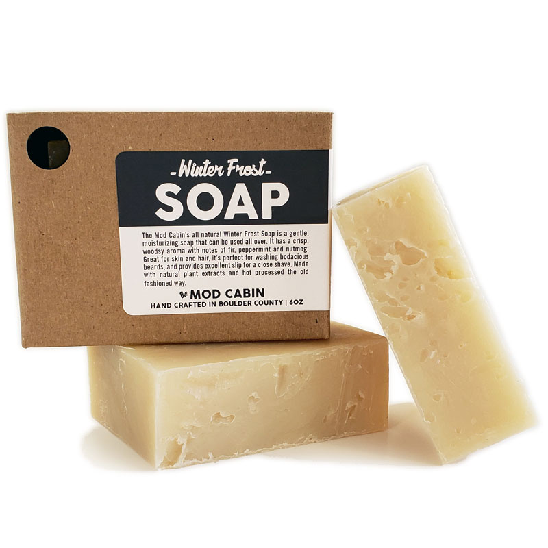 The Mod Cabin Winter Frost Soap