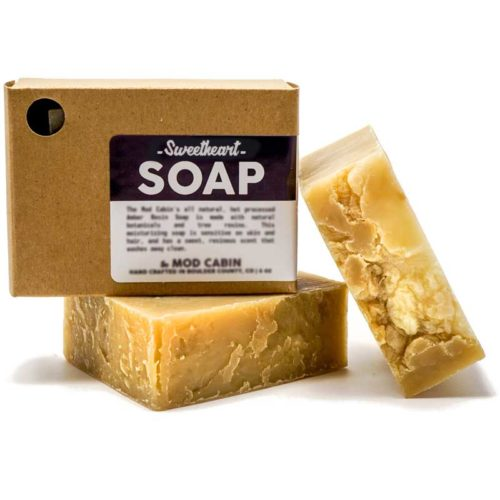 The Mod Cabin Sweetheart Soap